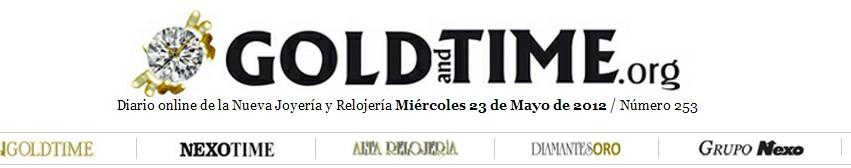 logo del periodico Gold & Time