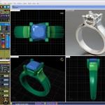 Matrix 3D: nuevo software para diseño de joyas