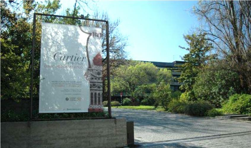 Exposicion Cartier en Lisboa