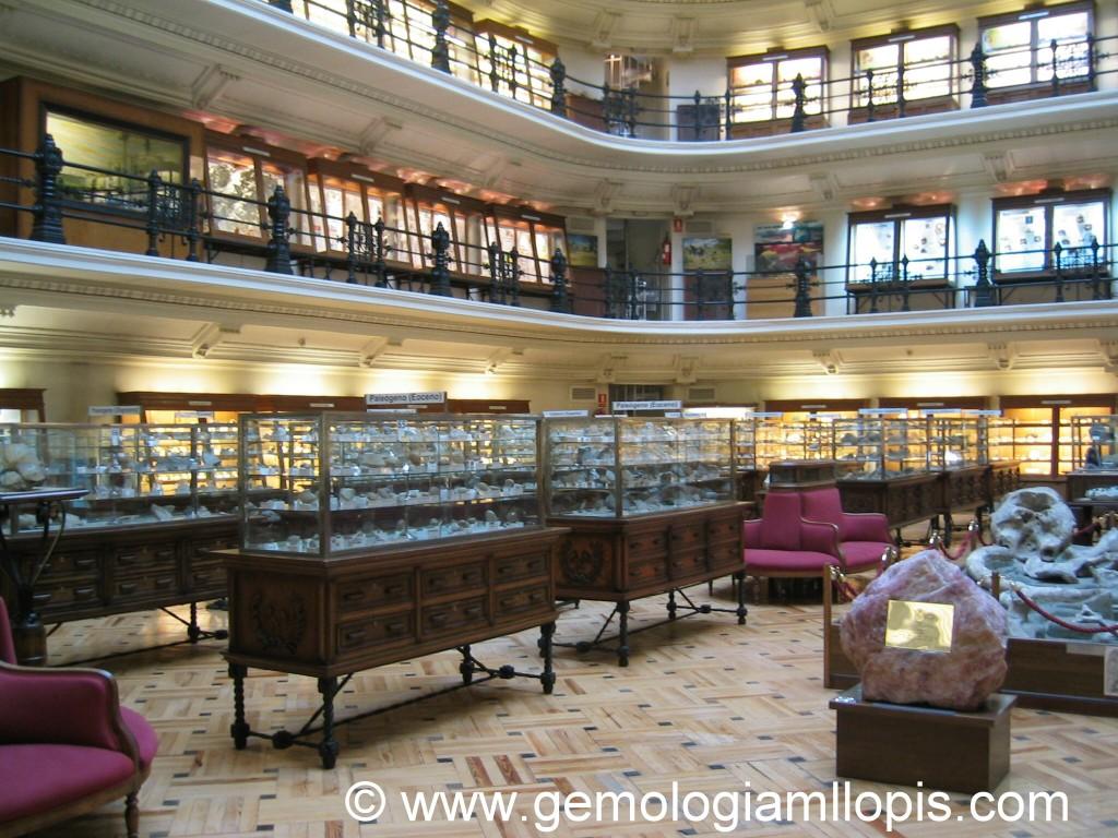 Museo Geominero en Calle Rio Rosas 23 en Madrid