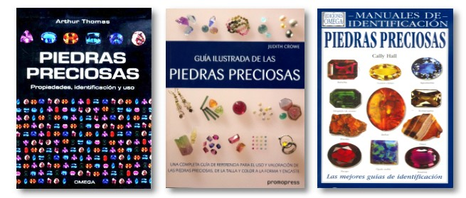 Manuales de identificación de Piedras Preciosas
