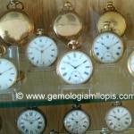 Exquisita Colección privada de Relojes de Bolsillo