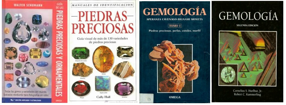 Libros de gemologia en castellano