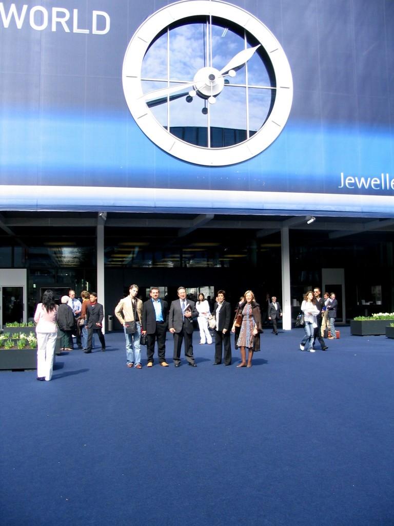 Feria de Relojeria y Joyeria Baselworld 2006