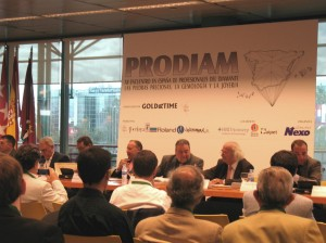 Prodiam 2010 con Gavi Tolkovsky como ponente destacado