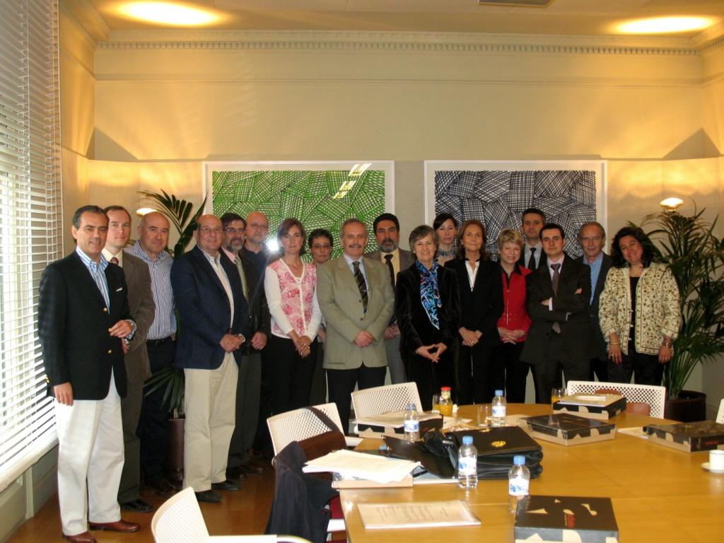 Comités de PROGEM 2008