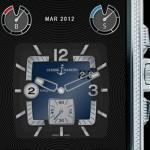 Teléfono Reloj de Ulysse Nardin con diamantes