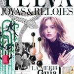 La revista TELVA Especial Joyas y Relojes