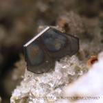 Otra imitación de diamantes negros con Ilmenita
