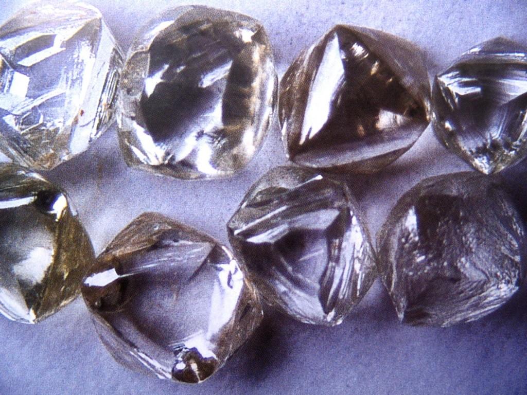 """Diamantes en bruto """"stones"""""""