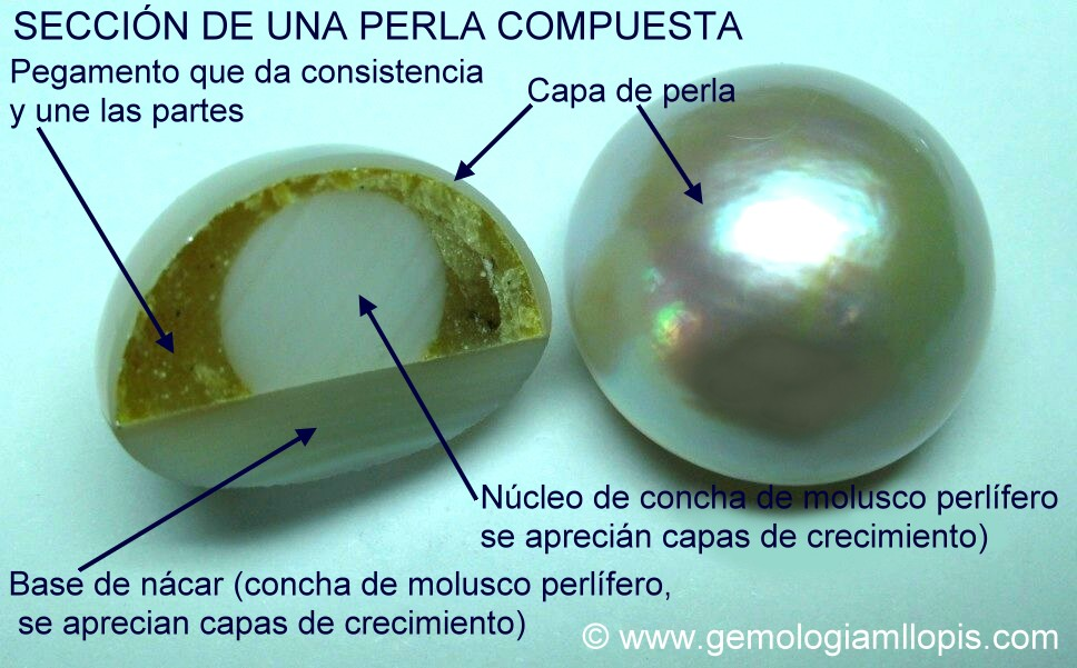 perla compuesta mabe