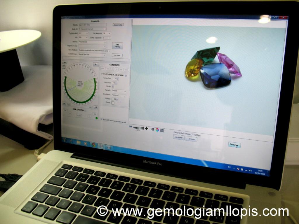 Software para la realización de fotos 360º