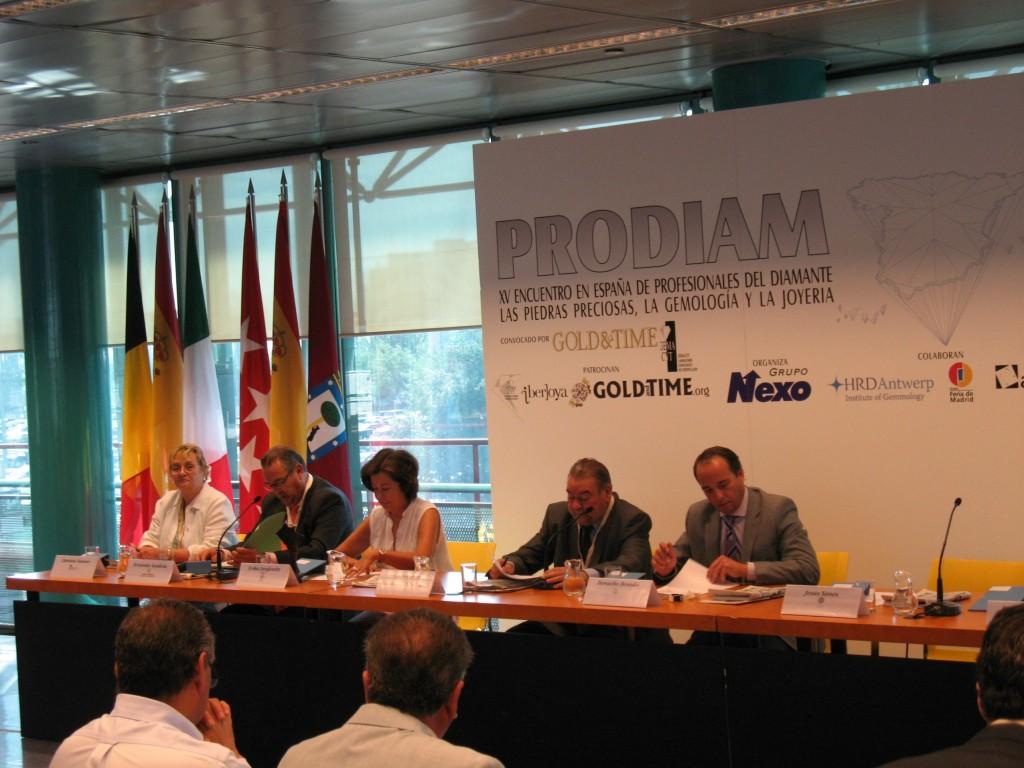 Prodiam 2013 ponentes