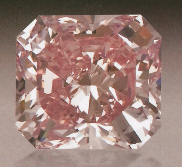 Agra  fancy intense pink diamond 28,15 ct