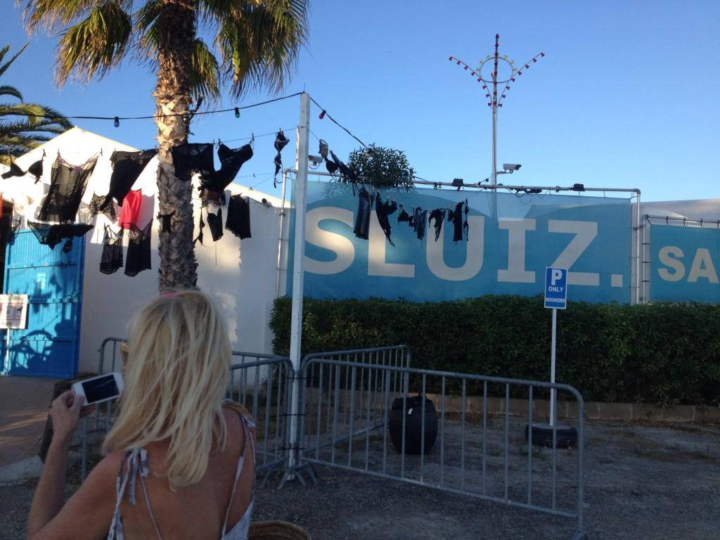 Sluiz en Santa Gertrudis Ibiza