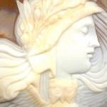 Glíptica y Gemología: una colección de camafeos