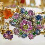 Diamantes con circonitas en una misma joya es posible
