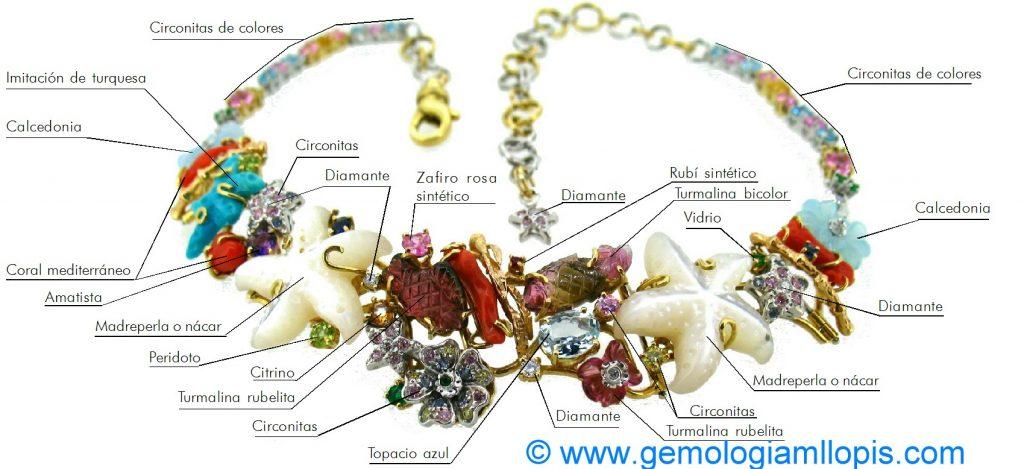circonitas y diamantes