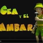 Didáctico vídeo del Ambar, realizado por el Museo Geominero