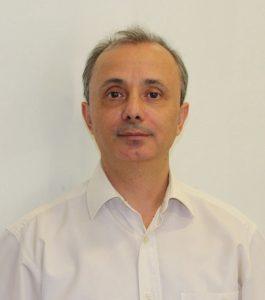 José Manuel Rubio Tendero. Gemólogo del Laboratorio Gemológico MLLOPIS