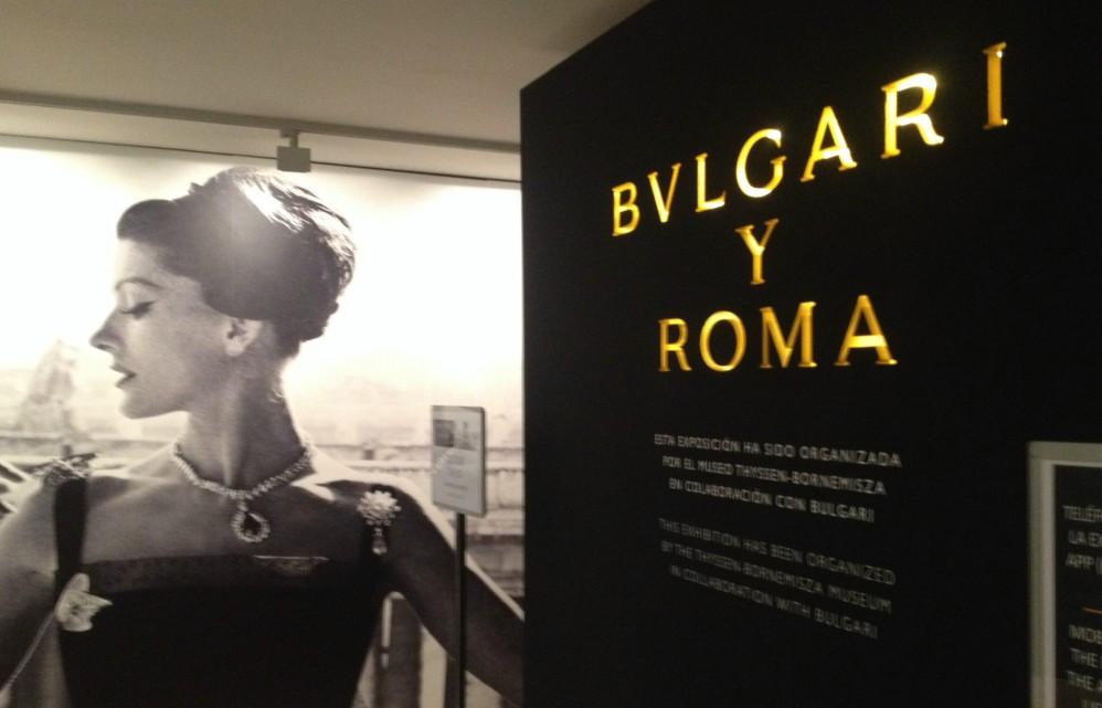 Imagenes de la entrada a la exposición en el Museo Thyssen