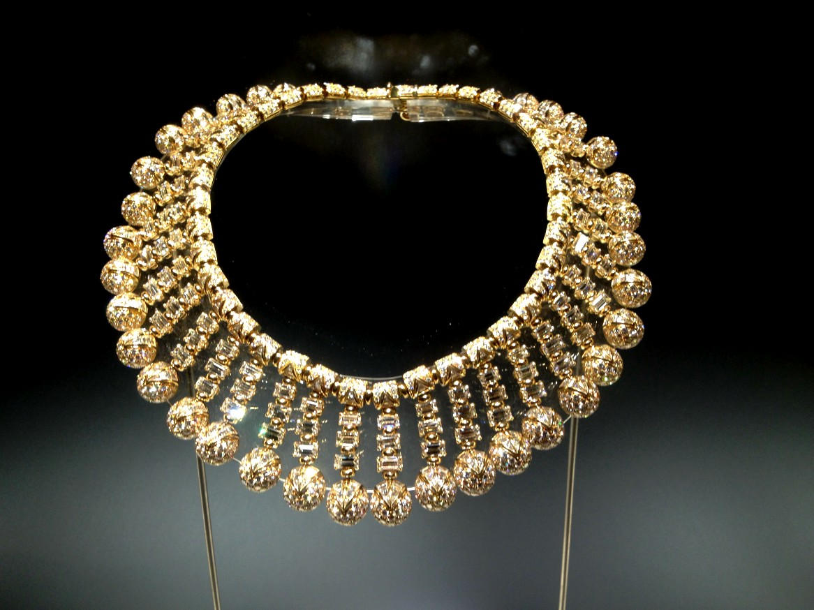 collar bulgari diamantes
