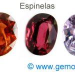 Te ayuda mucho a vender si te sabes el nombre de las gemas 3ª parte