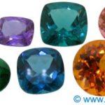 Nuevas gemas hechas con nanocristales