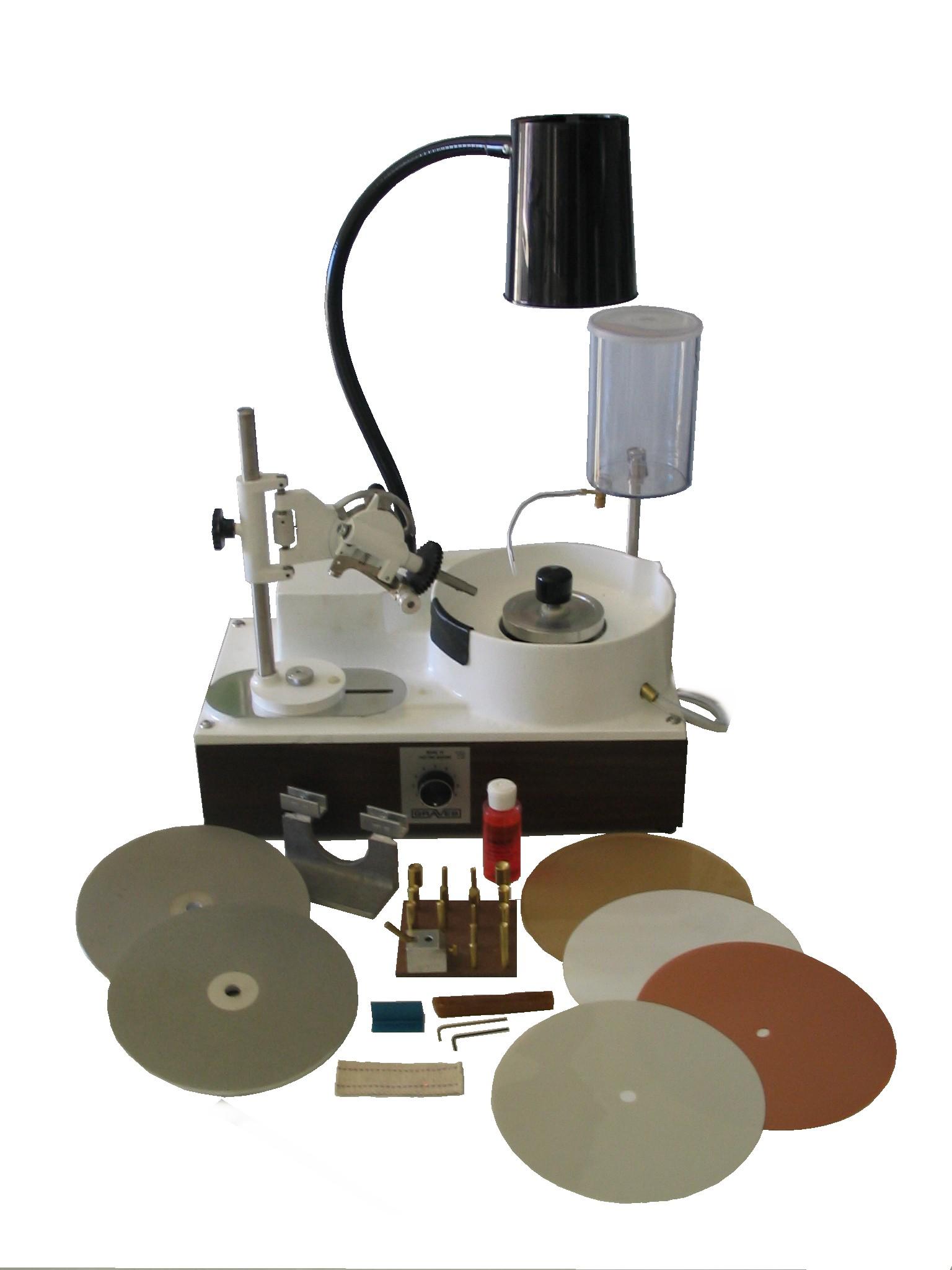 mark IV maquina y utensilios