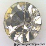 El vidrio chaton, una imitación clásica del diamante