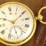 Excepcional reloj inglés LOSADA documentado en nuestro laboratorio