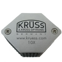 Lupa hexagonal 10x kruss