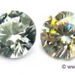 Repaso a las imitaciones de diamante