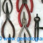 Las herramientas de un artesano joyero, mi Padre
