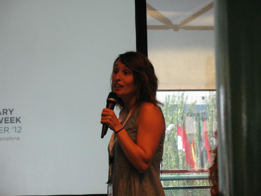 Laura Gonzalez Joya Contemporanea en Prodiam 2013