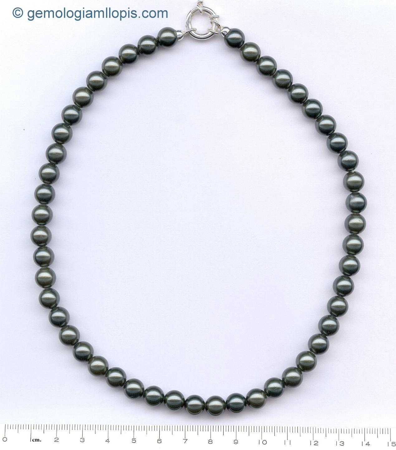 3650df0e12a1 Siguen llamando Perla a unas perlas de imitación – Gemología MLLOPIS