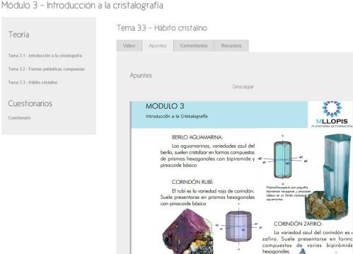 Los textos pueden consultarse en pantalla o imprimirse y encuadernar un libro