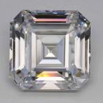 Diamante sintético de tamaño récord 10,02 ct
