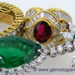 Reparto de joyas en una herencia