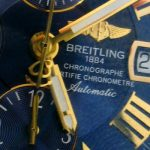 Reloj Breitling Chronograph FALSO, detalles para identificarlo