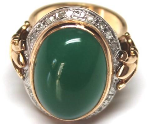 Identificación del jade