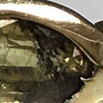 Aviso para joyeros: Los zafiros, rubíes y diamantes tratados con relleno de vidrio u otras sustancias,  no se pueden poner al fuego
