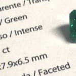Otra estafa con supuestas esmeraldas colombianas